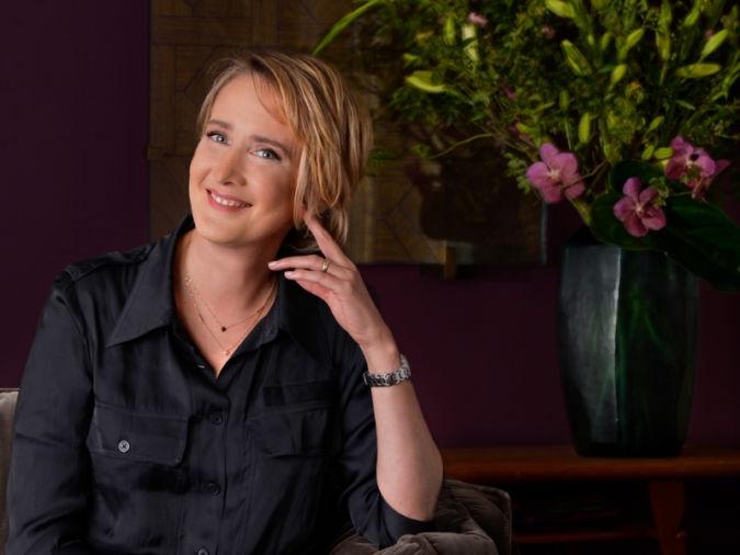 Julie Cavil from Champagne Krug