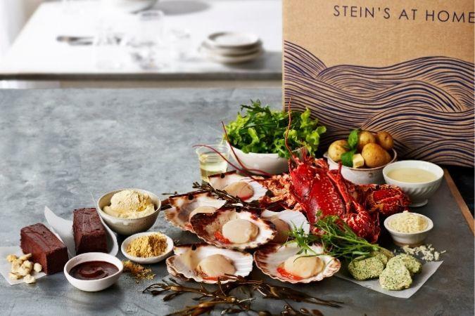 Rick Stein – Stein's At Home