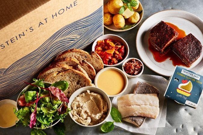 Rick Stein – Best UK restaurant at-home dining kits