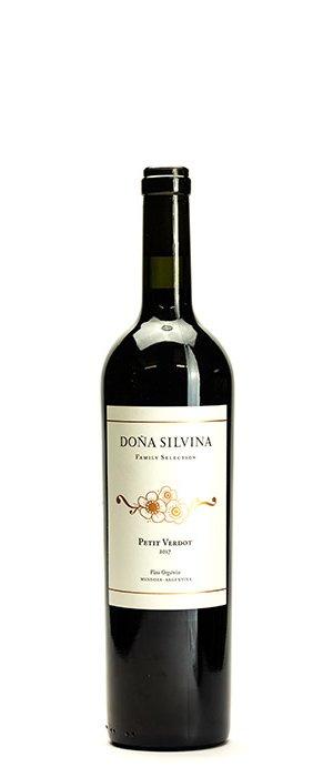 Bodegas Krontiras Doña Silvina Family Selection Petit Verdot 2017