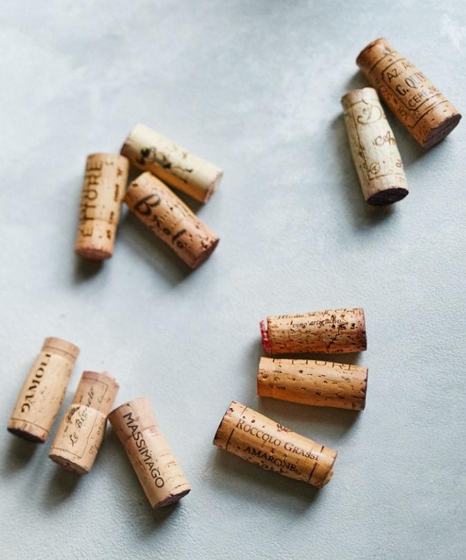 Amarone corks