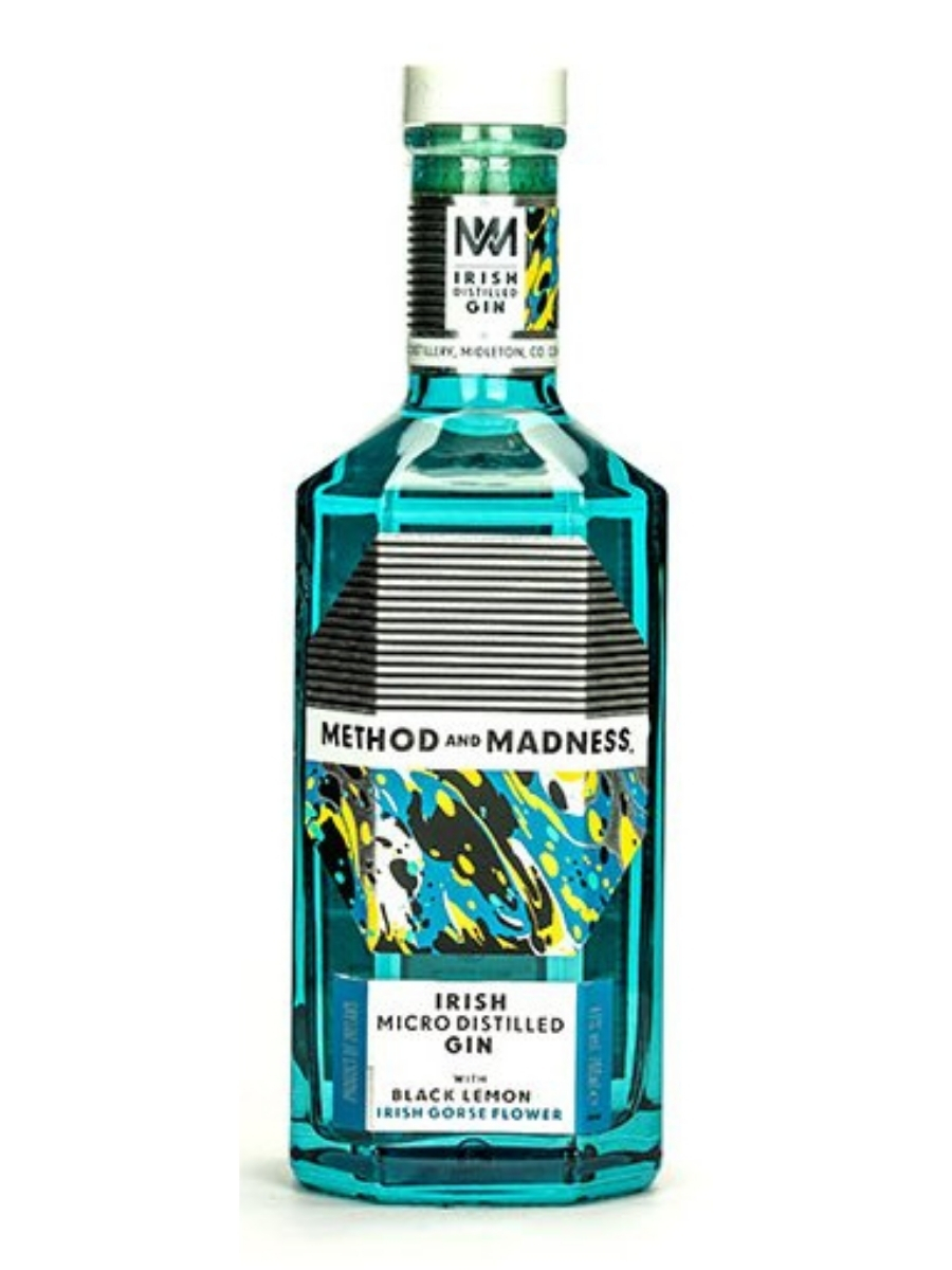 Method And Madness Irish Micro Distilled Gin