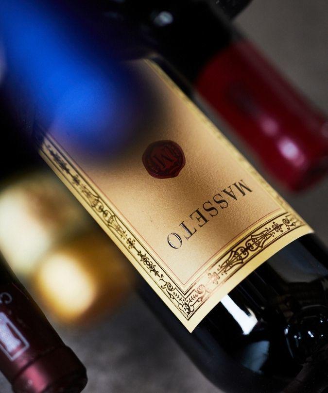 Masseto - Italian wines