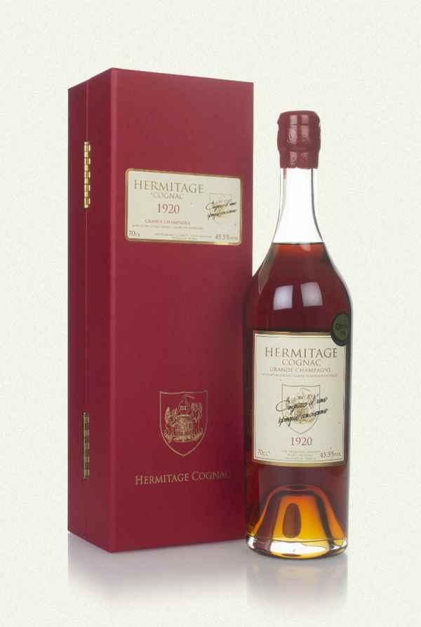Hermitage Cognacs 1920 Grande Champagne Cognac