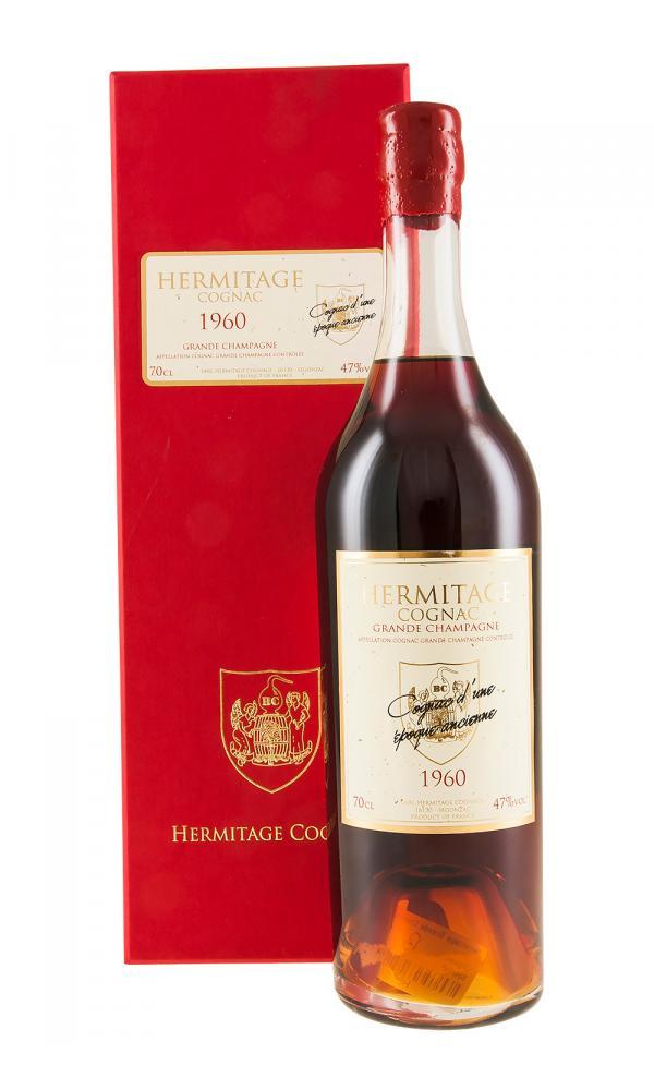 Hermitage Cognacs 1960 Grande Champagne Cognac