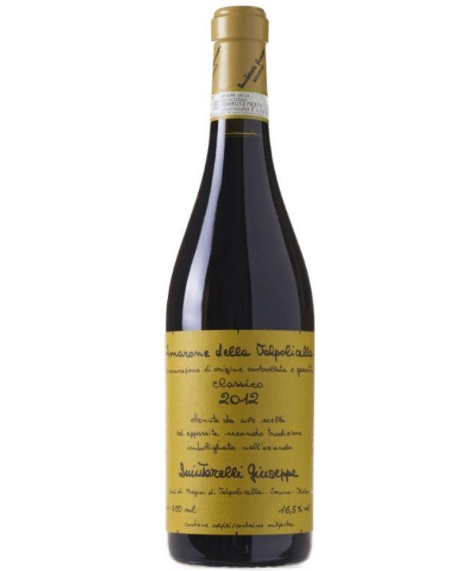 Amarone Dell Valpolicella Classico 2012