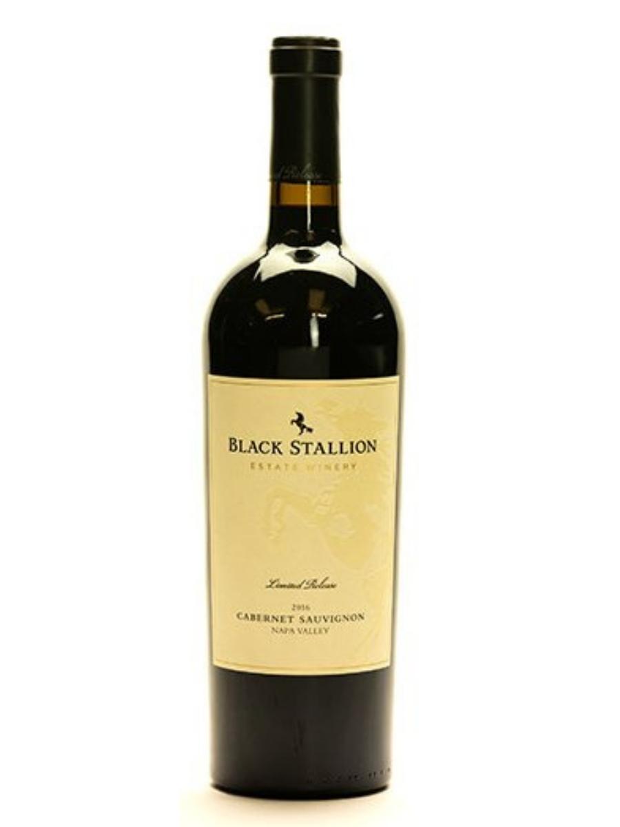 Black Stallion Estate Winery Limited Release Cabernet Sauvignon 2016