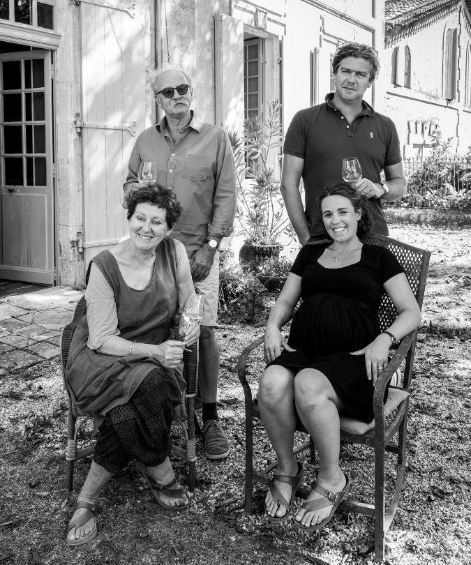 Guinaudeau family