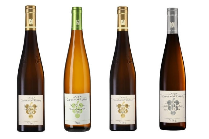 Rebholz range – natural wine