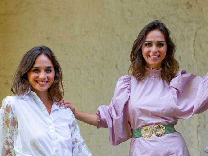 Double Dutch founders Joyce and Raissa De Haas