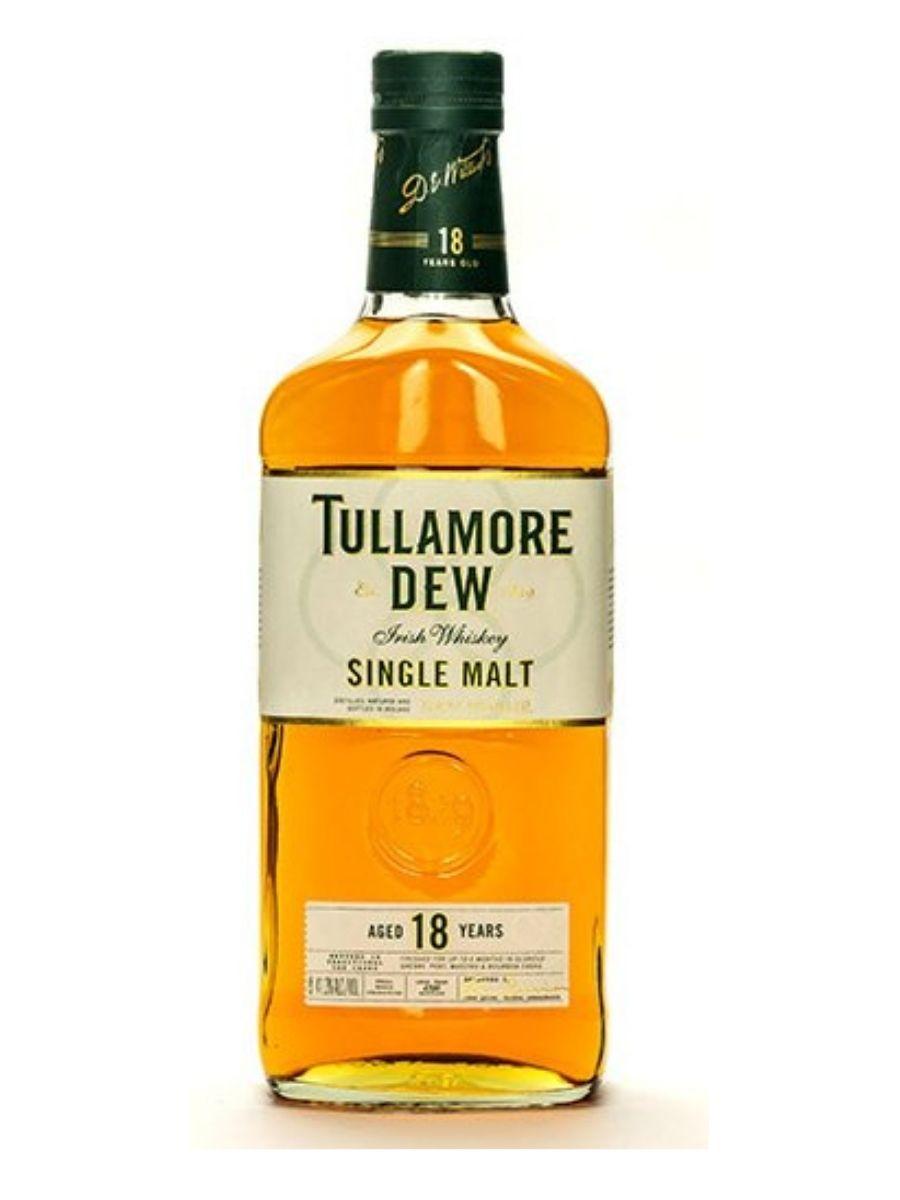 Tullamore Dew 18 Year Old