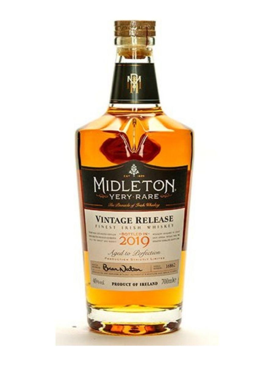 Very Rare 2019 Irish Whiskey