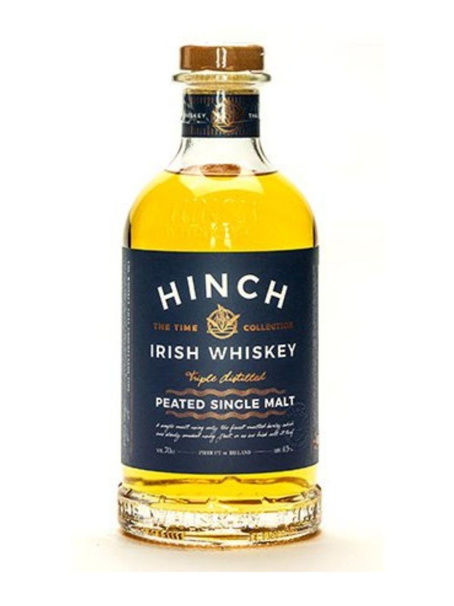 Hinch Peated Irish Whiskey