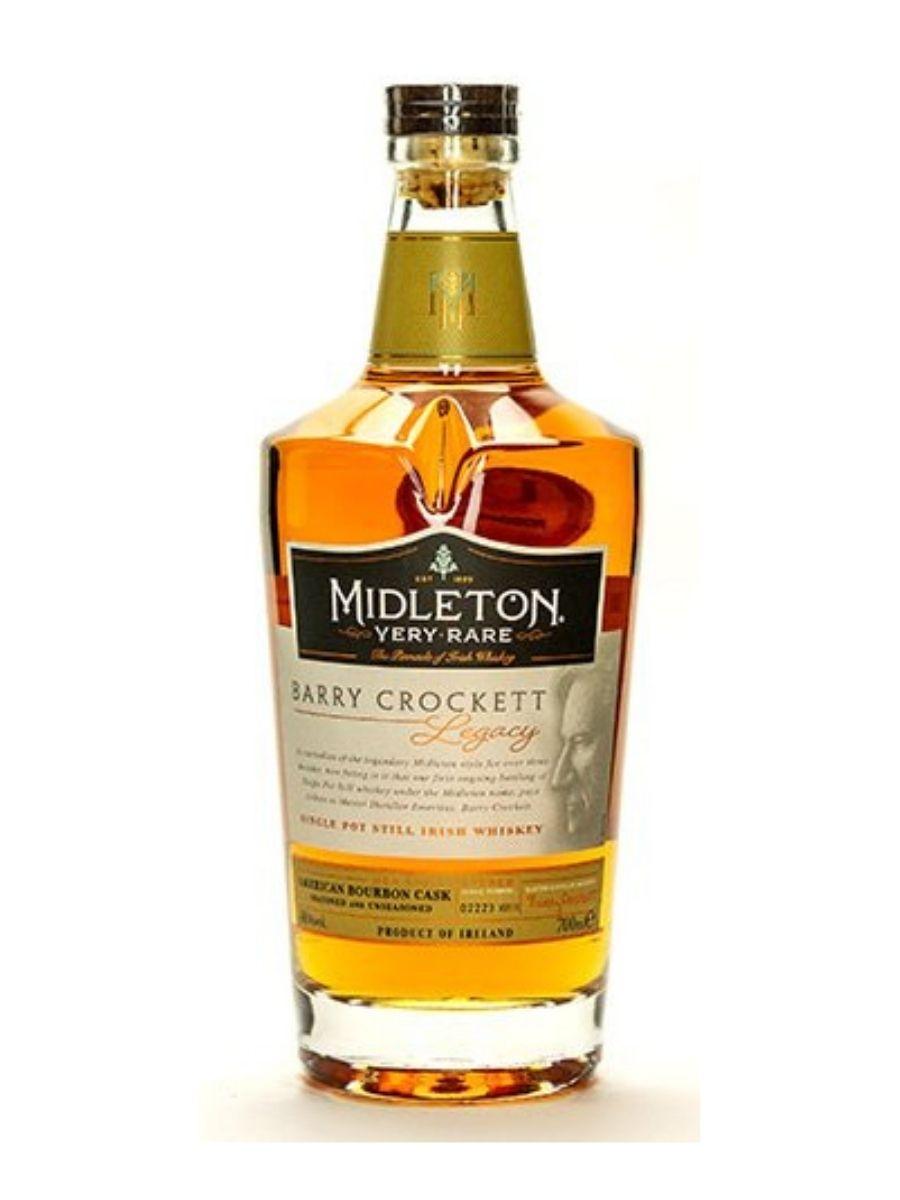 Barry Crockett Legacy Single Pot Still Irish Whiskey