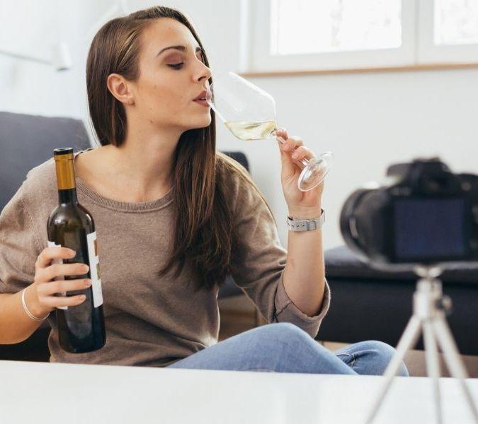 Wine influencers
