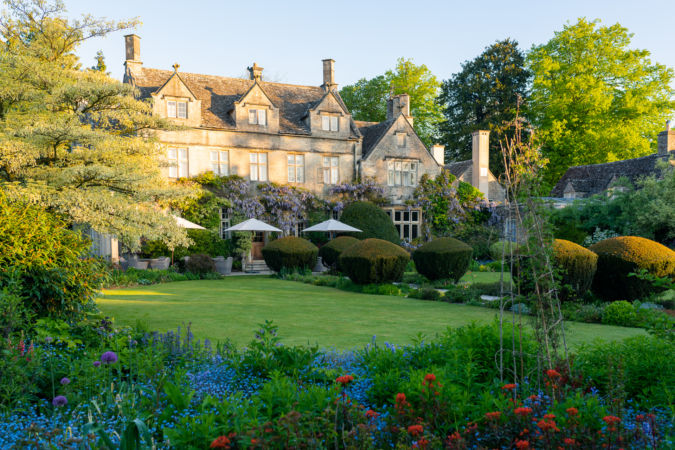 Barnsley House in cirencester, the cotswolds