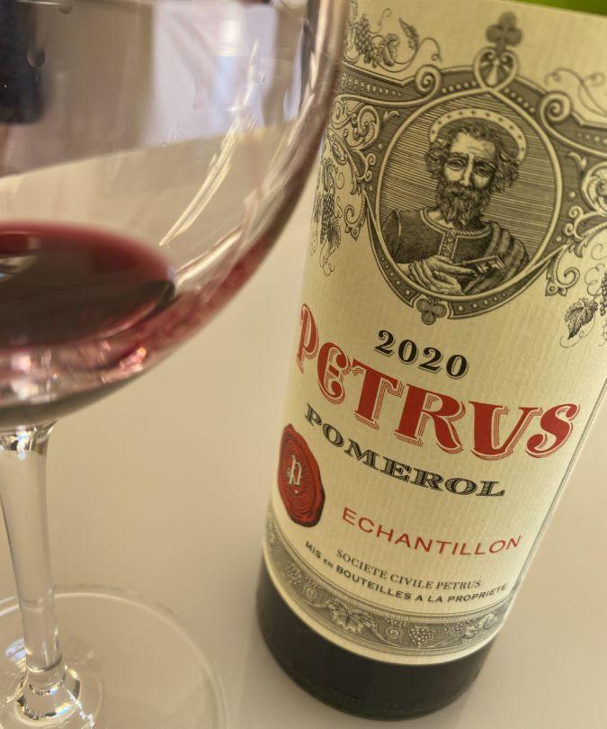 Petrus Bordeaux 2020