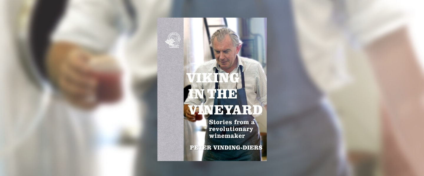Viking in the Vineyard book cover