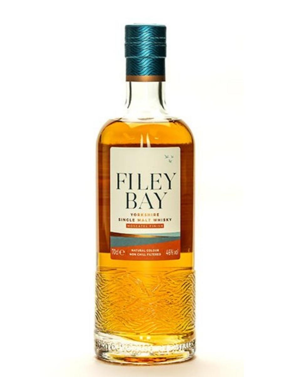 Filey Bay Moscatel Finish Yorkshire Single Malt Whisky