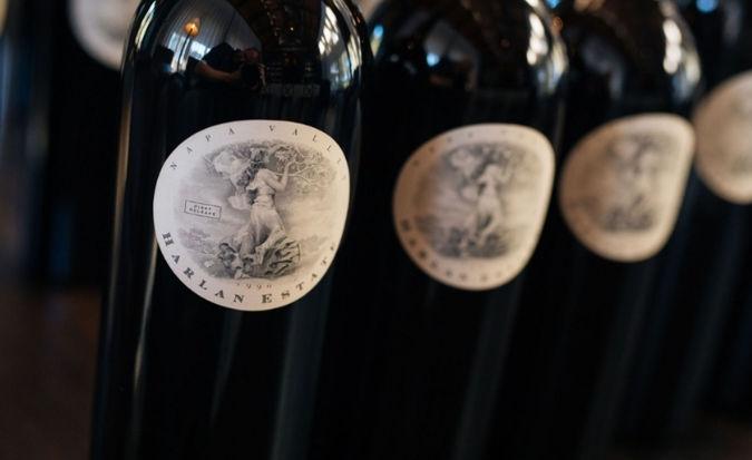 Harlan - cult wine