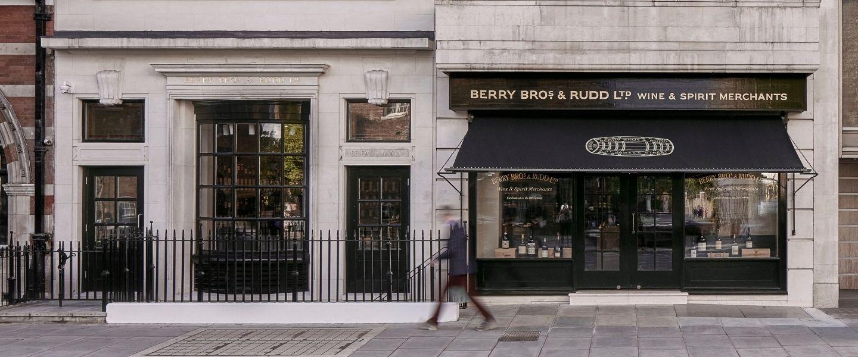 Berry Bros & Rudd - 63 Pall Mall