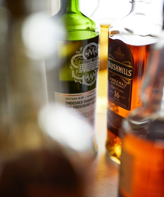 Scotch whiskies – independent bottlings