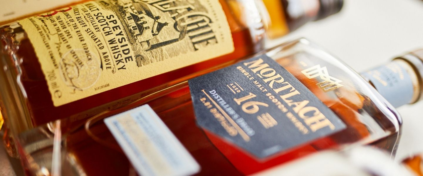 Scotch whiskies - independent bottlings