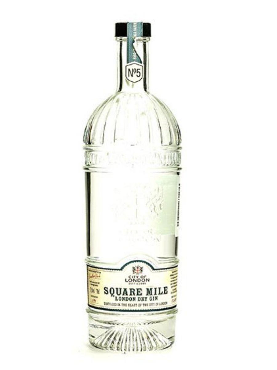 Square Mile Gin