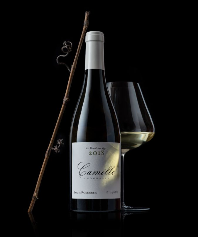 Louis Roederer wine