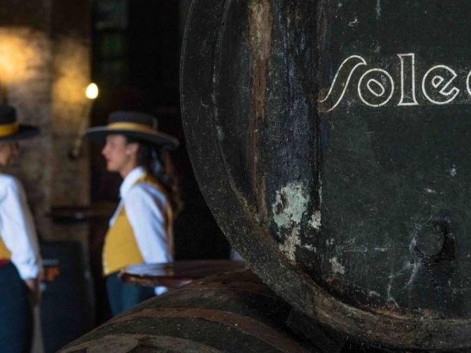 Solear sherry