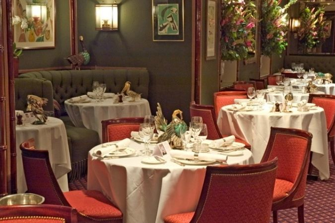 Le Gavroche restaurant
