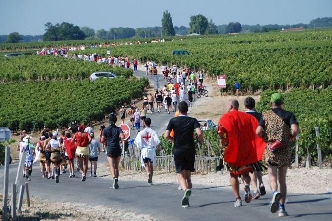 Medoc Marathon - Ronan Sayburn