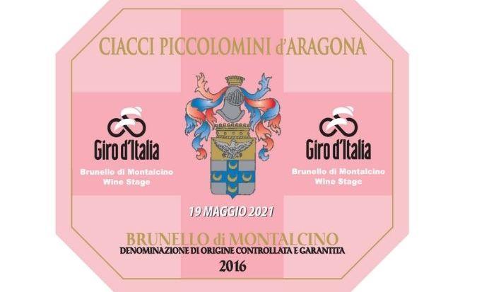 Giro d'Italia label