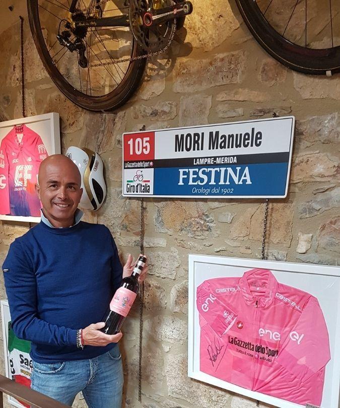 Paolo Bianchini cycling label