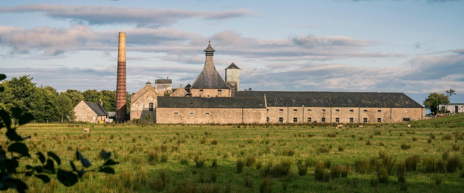Brora Distillery