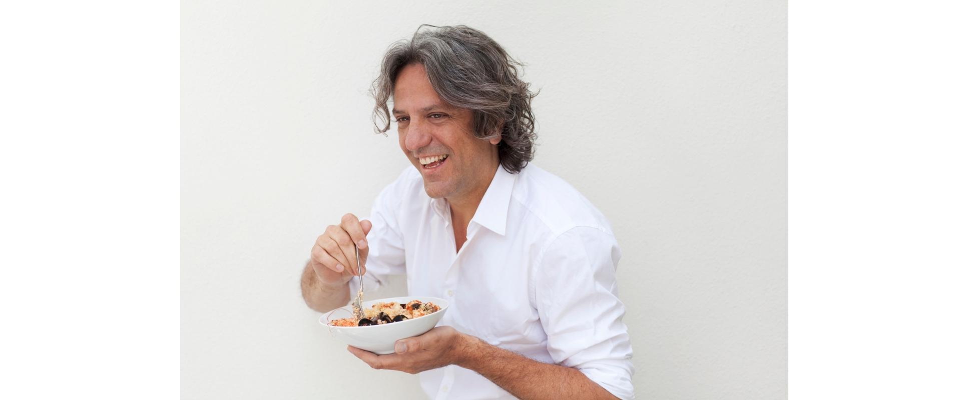 Italian chef Giorgio Locatelli
