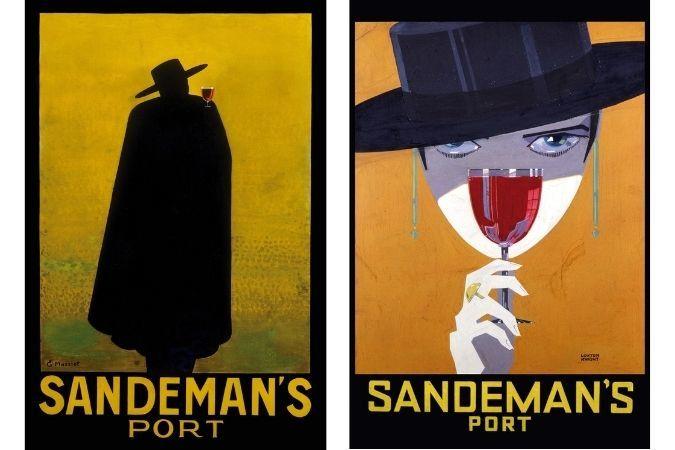 Sandeman posters