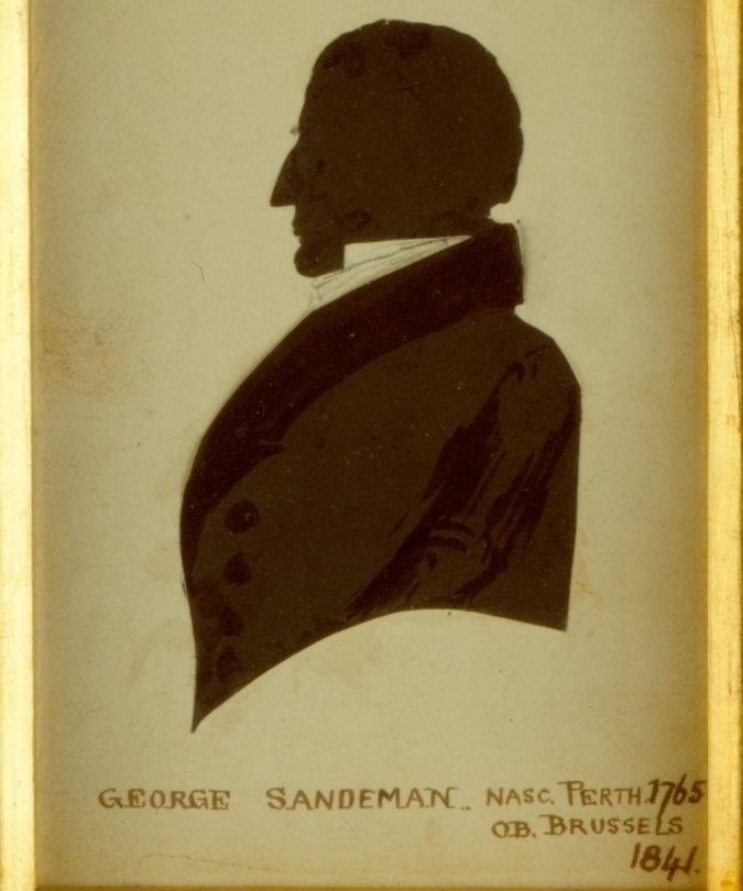 George Sandeman (past)