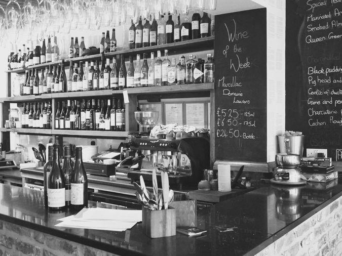 cave du cochon wine bar in york