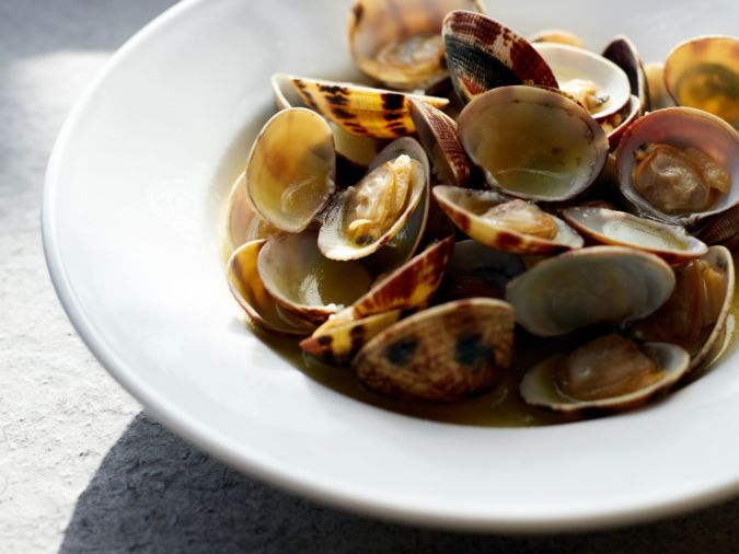 Muscles served at Forza Wine bar in London