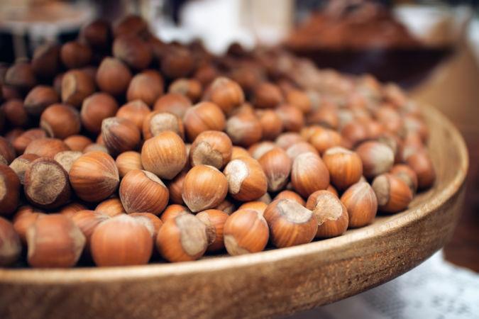 Nocciola Piemonte hazelnuts