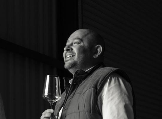 Winemaker Rajat Parr