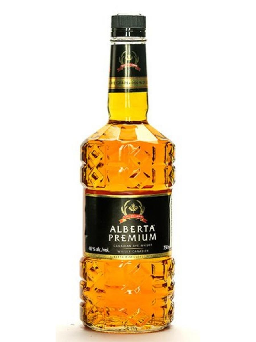 Alberta Premium Canadian Rye Whisky