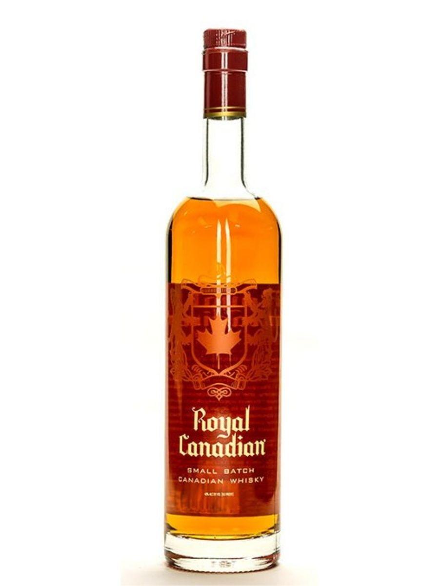 Sazerac Company Royal Canadian Small Batch Canadian Whisky
