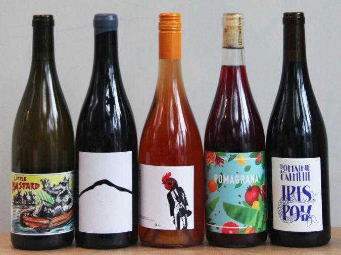 Modal wines matching service