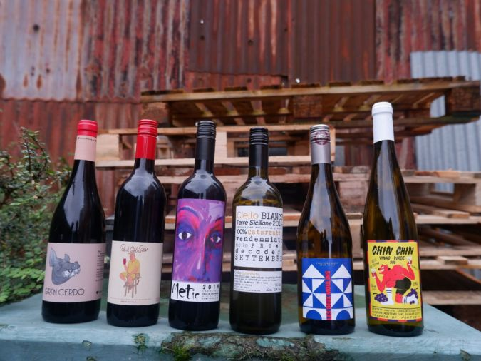 pickers wine-matching service bottle selection