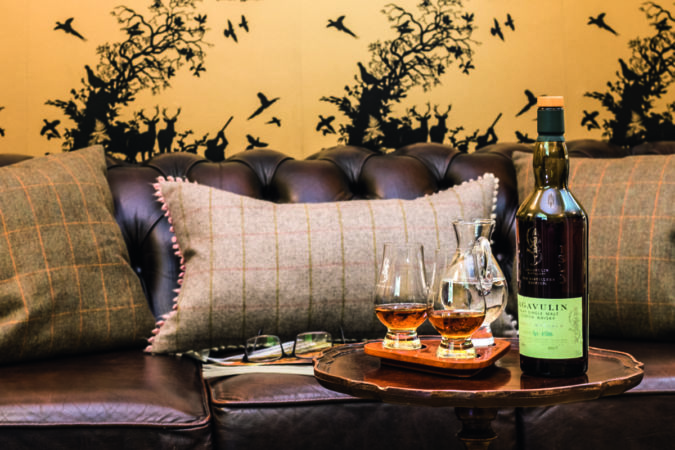 Lagavulin front lounge