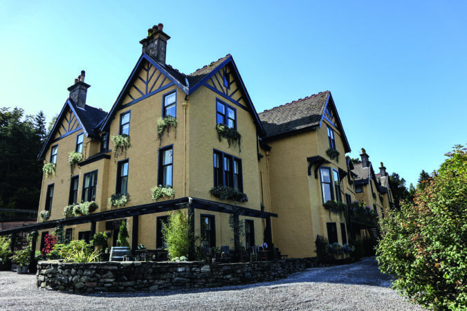 The Craigellachie lies at the heart of Speyside, offering access to a host of distilleries