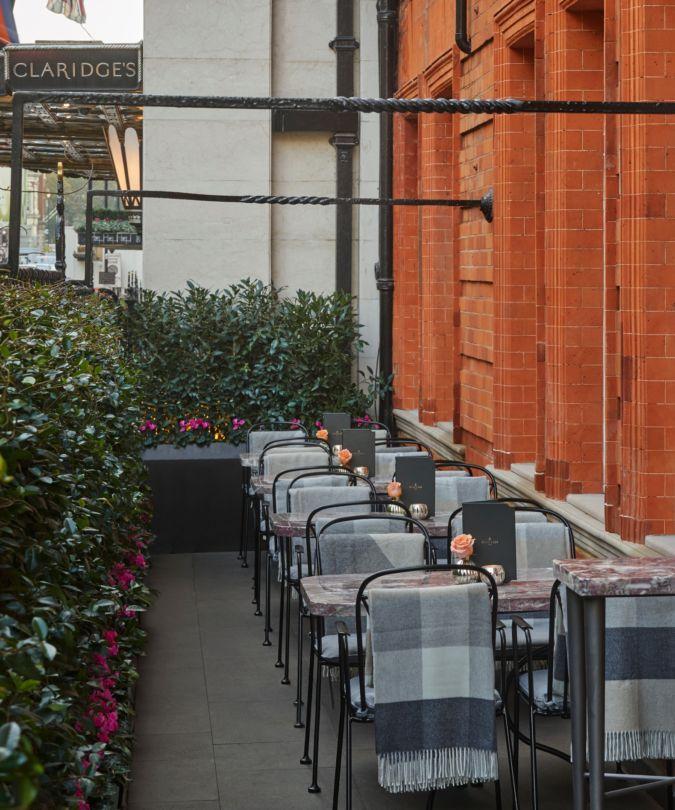 claridge's bar terrace