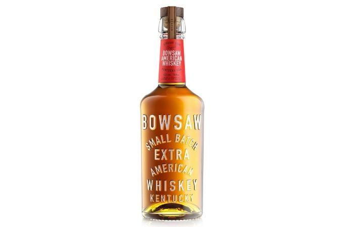 Bowsaw American Whiskey - corn-based spirits